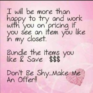 Create a Bundle to Save $$$$